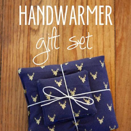 hand warmer heat pack gift set diy tutorial