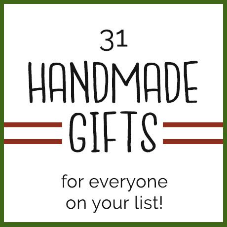 handmade gift ideas tutorials men women kids babies