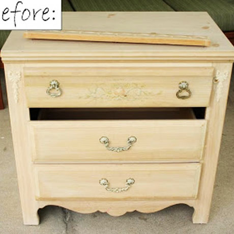 dresser salvage makeover update revamp diy