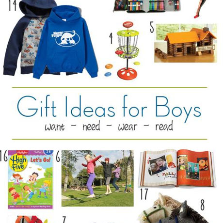 gift guide gifts for kids boys