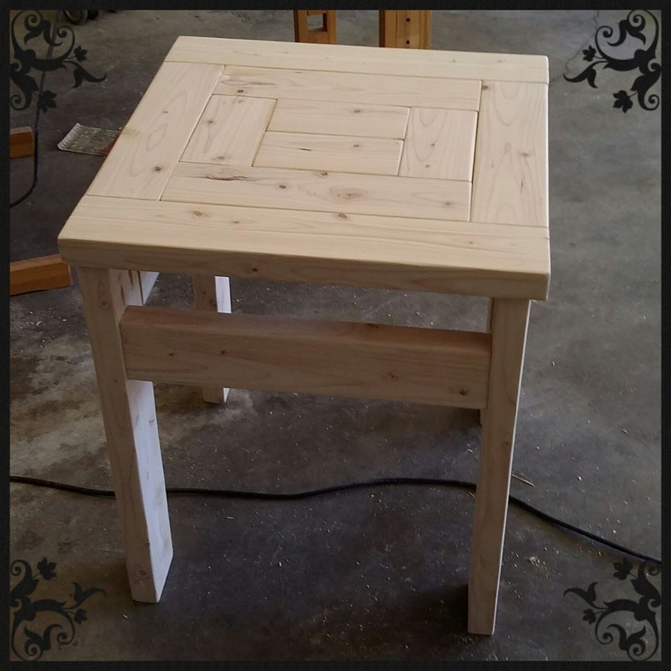 Superb More Like Home Day 22 Build A Craftsman Style End Table Beutiful Home Inspiration Xortanetmahrainfo