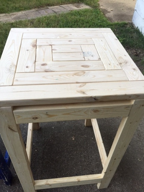 Magnificent More Like Home Day 22 Build A Craftsman Style End Table Beutiful Home Inspiration Xortanetmahrainfo
