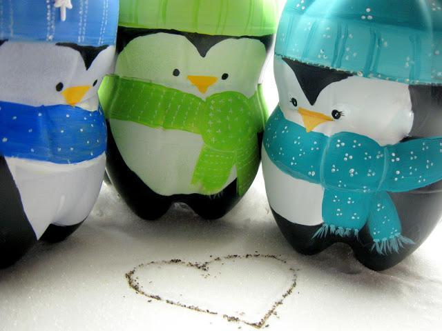 Как сделать пингвина в домашних условиях