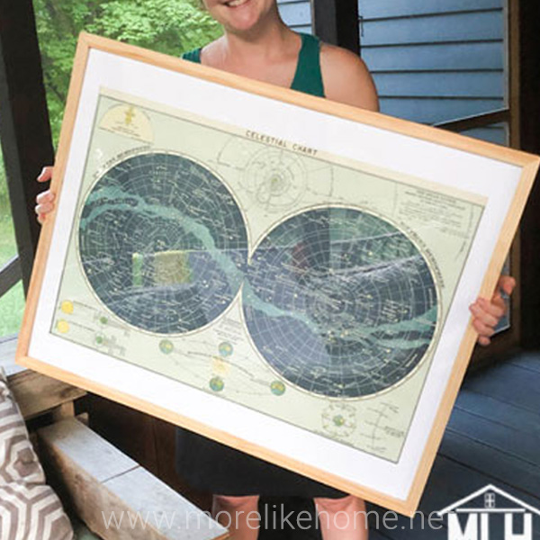 how to cut easy diy photo picture frame mats