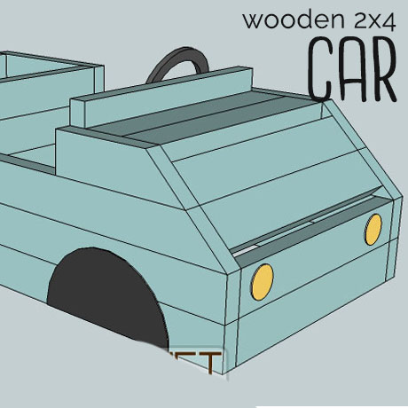 wooden 2x4 toy car build plans