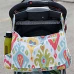 DIY Stroller-friendly Diaper Bag