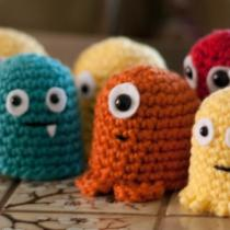 Crochet Merry Monsters