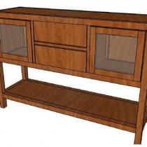 Plans for a Console Table