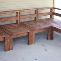 Outdoor 2x4 Sectional