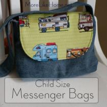Child Size Messenger Bags