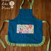 Child Size Reversible Apron