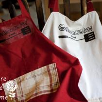 Reversible Grillmaster Grill Apron
