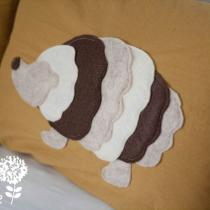 Hedgehog Pillows